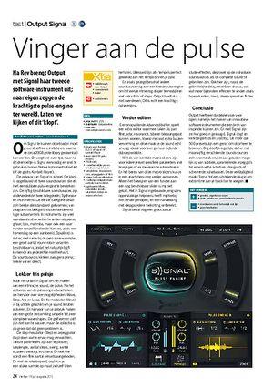 interface.nl Output Signal