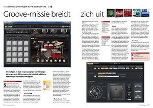 interface.nl Steinberg Groove Agent 4.2 + 5 expansion sets
