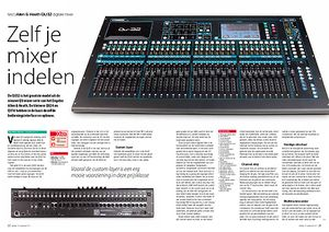 interface.nl Allen & Heath QU32 digitale mixer