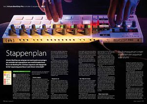 interface.nl Arturia BeatStep Pro controller & sequencer