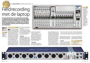 interface.nl Zoom TAC-8 thunderbolt-audio-interface