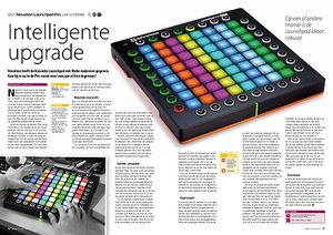 interface.nl Novation Launchpad Pro Live-controller