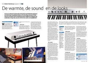 interface.nl Waldorf Zarenbourg stagepiano
