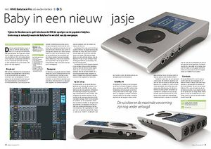 interface.nl RME Babyface Pro usb-audio-interface