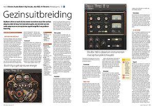 interface.nl Waves Audio Butch Vig Vocals, dbx 160, H-Reverb effectplug-ins