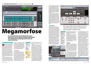 interface.nl Steinberg WaveLab Pro 9 audio editor & mastering suite
