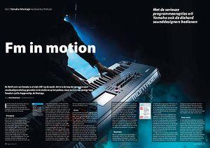 interface.nl Yamaha Montage keyboardsynthesizer