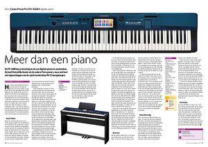 interface.nl Casio Privia Pro PX-560M digitale piano