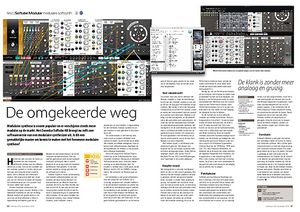 interface.nl Softube Modular modulaire softsynth