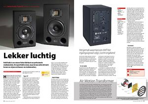 interface.nl Hedd Audio Type 07 actieve 2-wegmonitor