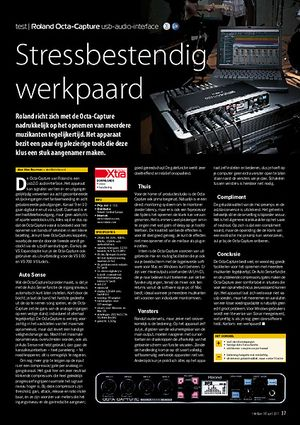 interface.nl Roland Octa-Capture usb-audio-interface