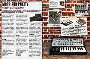 musicmaker.nl Moog Sub Phatty