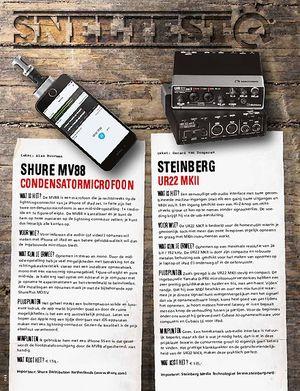 musicmaker.nl Shure MV88