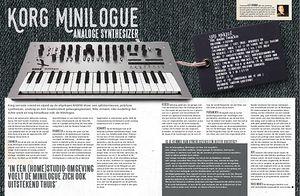 musicmaker.nl Korg Minilogue