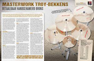 musicmaker.nl Masterwork Troy-bekkens