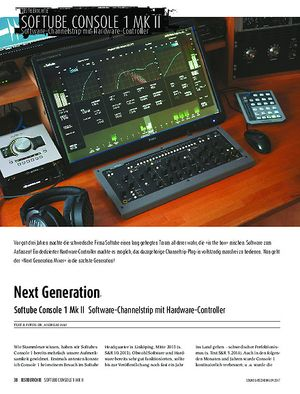 Sound & Recording Softube Console 1 Mk II