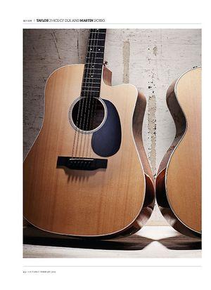 Guitarist Taylor 214CE-CF DLX