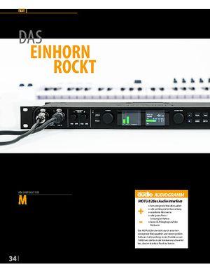 Professional Audio Motu 828ES
