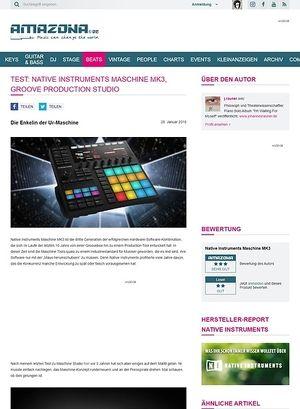 Amazona.de Native Instruments Maschine MK3