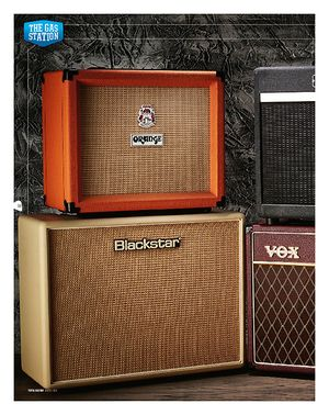 Total Guitar Orange Rocker 15 1x10 Combo
