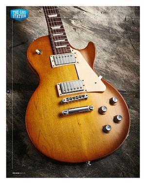 Total Guitar Gibson Les Paul Tribute 2018