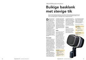 slagwerkkrant.nl AKG D12VR bassdrummicrofoon