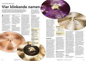 slagwerkkrant.nl Paiste Artist inspirations