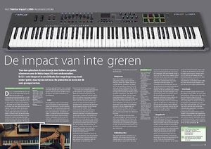 interface.nl Nektar Impact LX88+