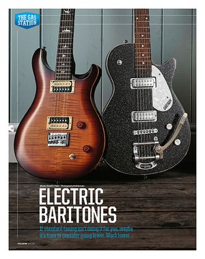 Total Guitar PRS SE 277 Baritone