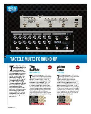 Total Guitar T-Rex SoulMate