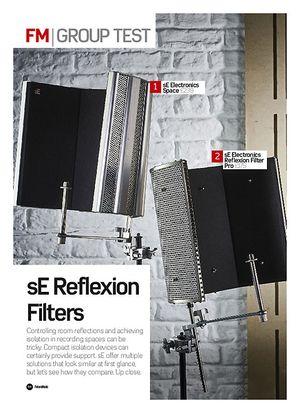Future Music sE Electronics RF-X Reflexion