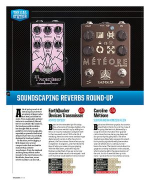 Total Guitar EarthQuaker Devices Transmisser
