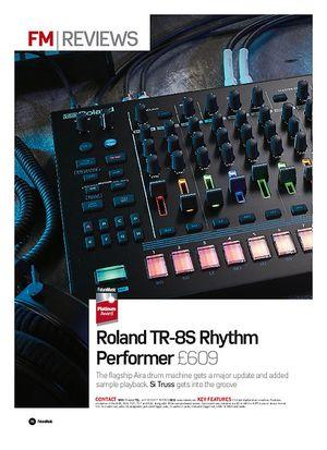 Future Music Roland TR-8S Rhythm Performer