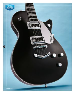 Total Guitar Gretsch G5220 Electromatic Jet BT