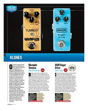 Total Guitar Wampler Tumnus