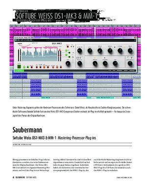 Sound & Recording Softube Weiss DS1-MK3 & MM-1