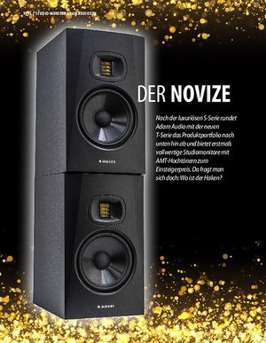 Professional Audio Adam Audio T7V