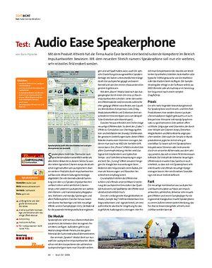Beat Test: Audio Ease Speakerphone