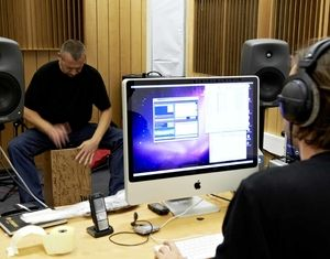 How are the sound samples produced for the product pages? – Thomann