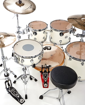 Drumset Aufbau