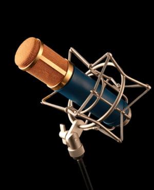 Großmembranmikrofone