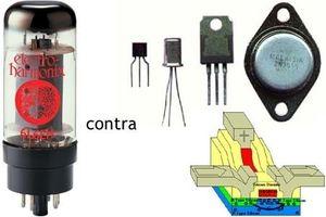 Röhre contra Transistor
