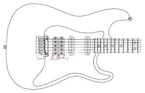 Thomann Online-Ratgeber Pickups für E-Gitarren Humbucker Verdrahtung