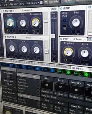 Software Instrumente
