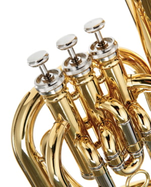 Alto Horn and Euphonium