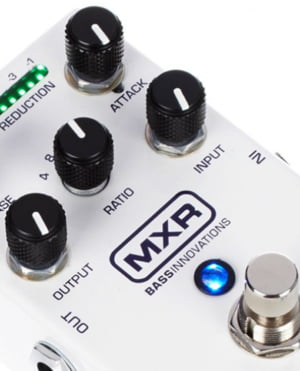 Bass Effect Pedals