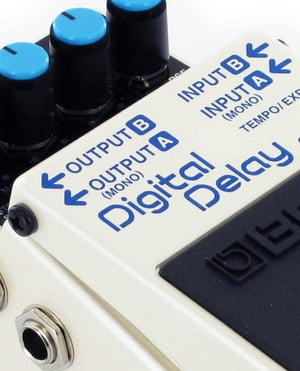 Delay Effect Pedals