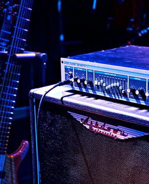 Amplificadores de bajo