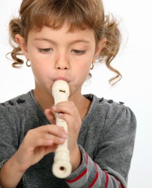 La flauta dulce