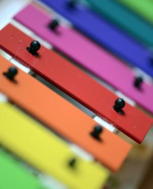 Instrumentos para Niños Pequeños